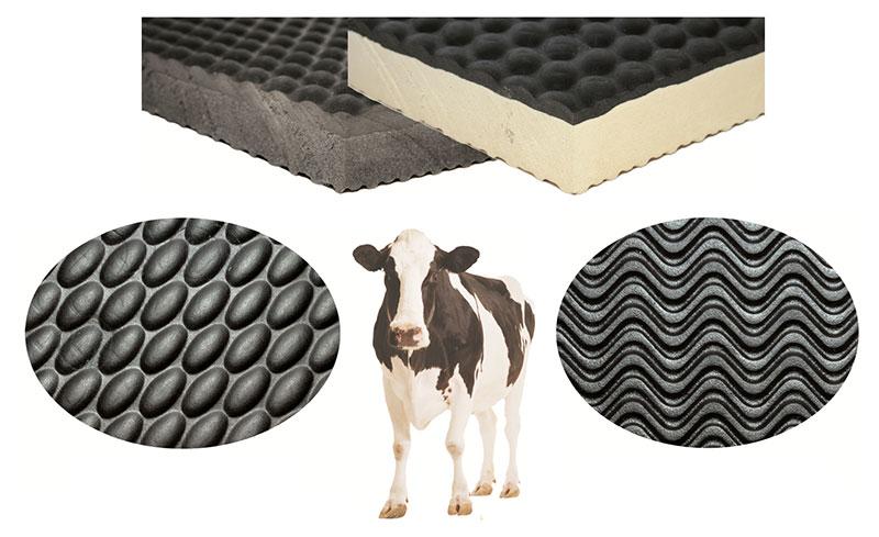 Животноводческие маты, маты для крс, маты для коровников, маты для коров, резиновые маты для коров, мат подстилка